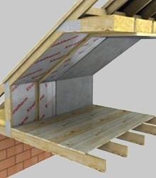 Plaques isolation toiture conseil isolation pour toit sol grenier - Plaque d isolation pour toiture ...