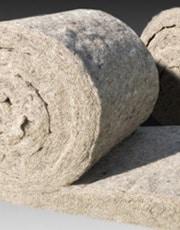 Isolation de toiture en laine de moutons
