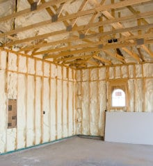 refaire isolation toiture projete