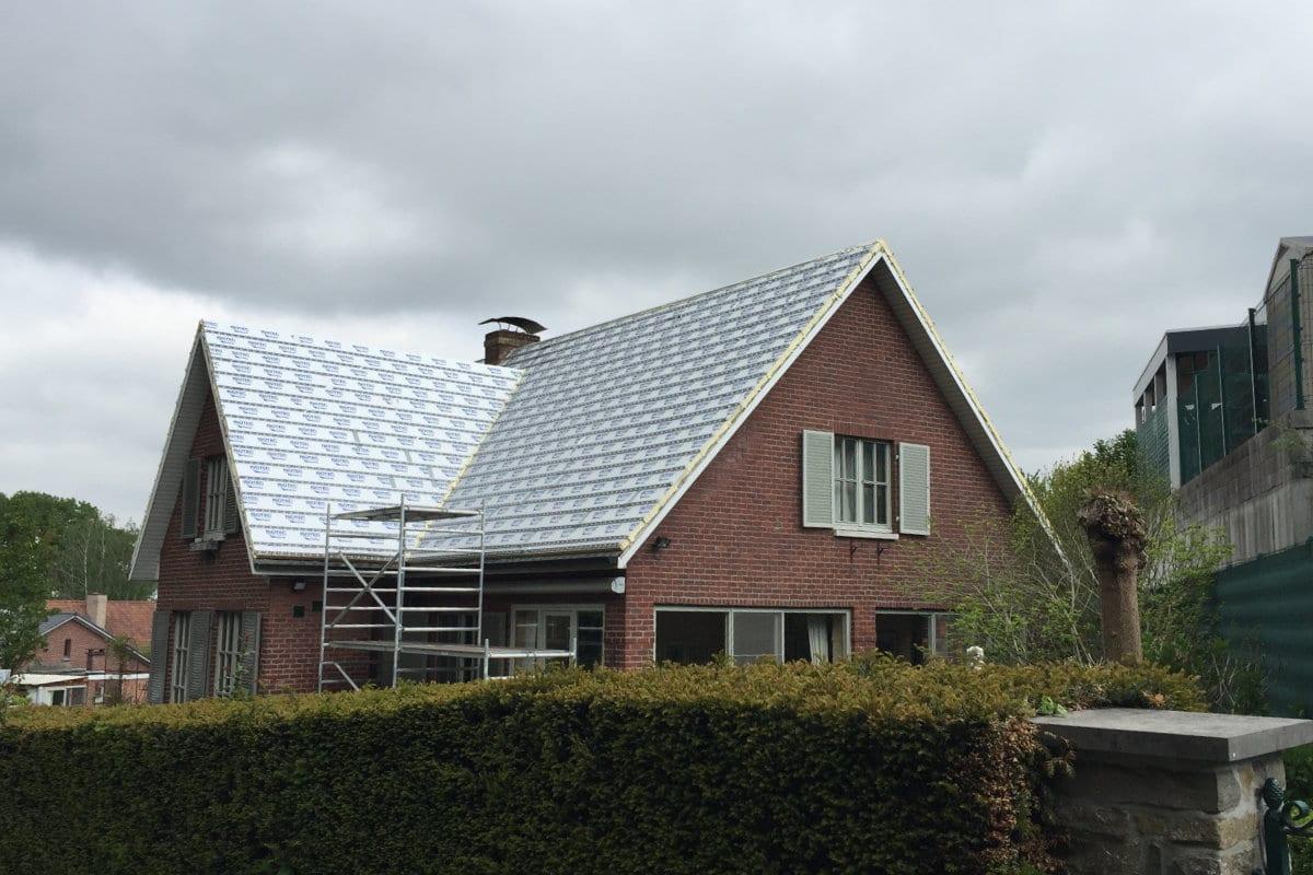 refaire isolation toiture